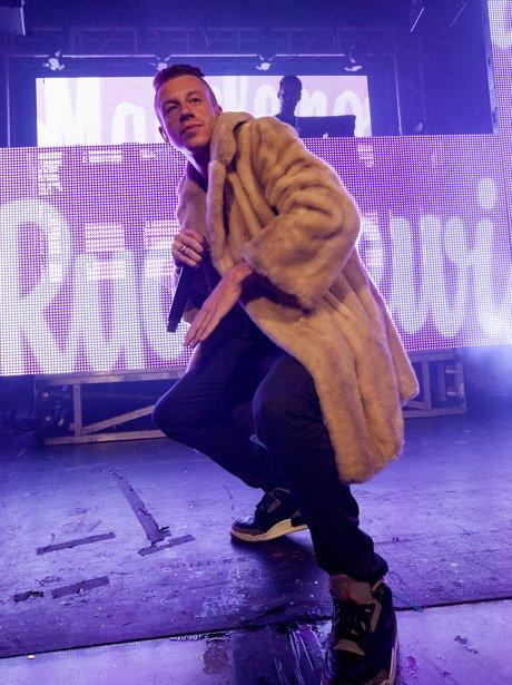 Macklemore Live