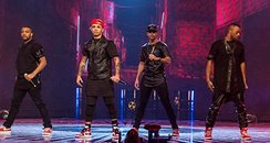 JLS performs on Got To Dance