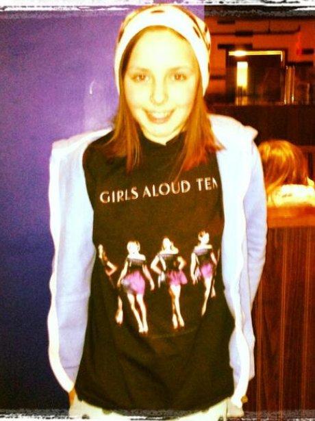 Girls Aloud Fan Memory Book