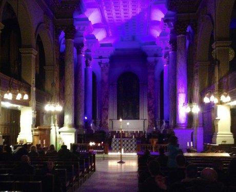 St Philip's Cathedral Birmingham