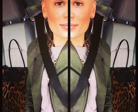 Jessie J's latest selfie