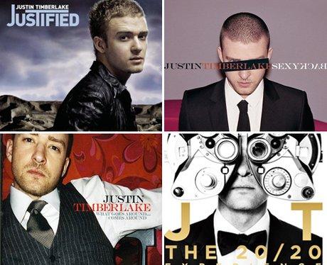 Justin Timberlake Albums