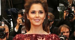 Cheryl Cole at Cannes 2013
