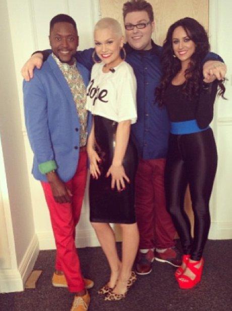 Jessie J from Instagram