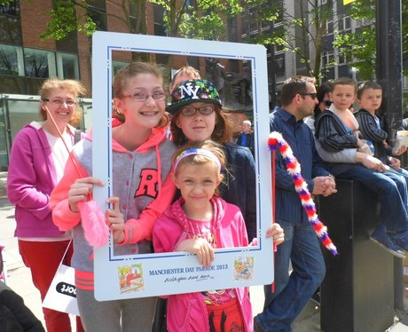 Manchester Day Parade 2013