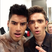 Image 7: Nathan Sykes and Siva from The Wanted