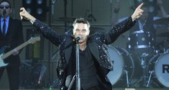 Robbie Williams world tour