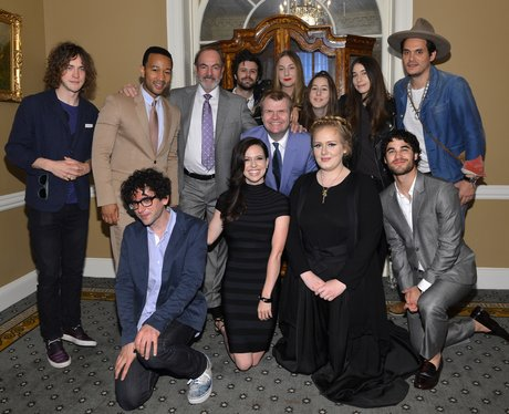 UJA-Federation Music Visionary of the Year lunch