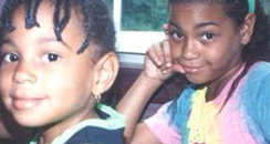 Beyonce and Solange baby picture