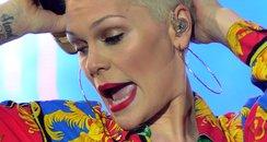 Jessie J Isle Of MTV