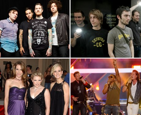 Fall Out Boy, Sigur Ros, Dixie Chicks, Florida Ge