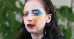 Lady Gaga ARTPOP Face Paint