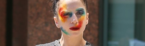Lady Gaga ARTPOP Face Paint