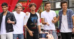 One Direction Today Show 2013