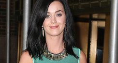 Katy Perry promoting album in New York