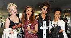 Little Mix at the airport