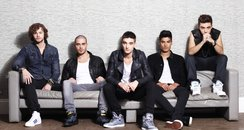 The Wanted Promo Pic 2013