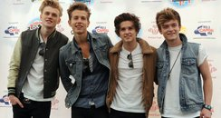 The Vamps Fusion Festival 2013