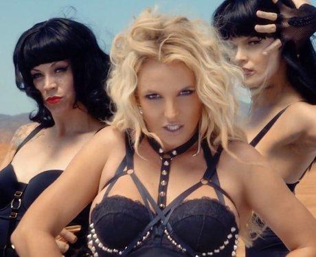 Britney Spears Work B***h Still