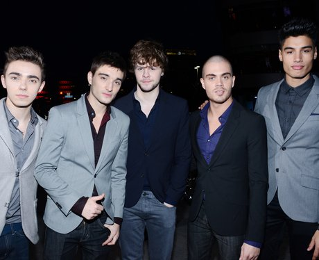 The Wanted Suits