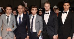 The Wanted Pride Of Britain Awards 2013