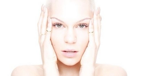 Jessie J 'Thunder' Single Artwork