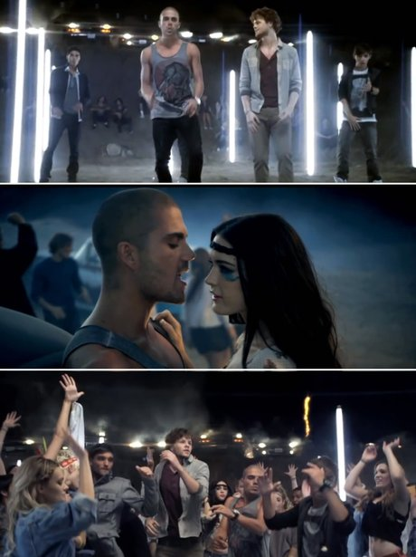 The Wanted's 'Lightning' Music Video
