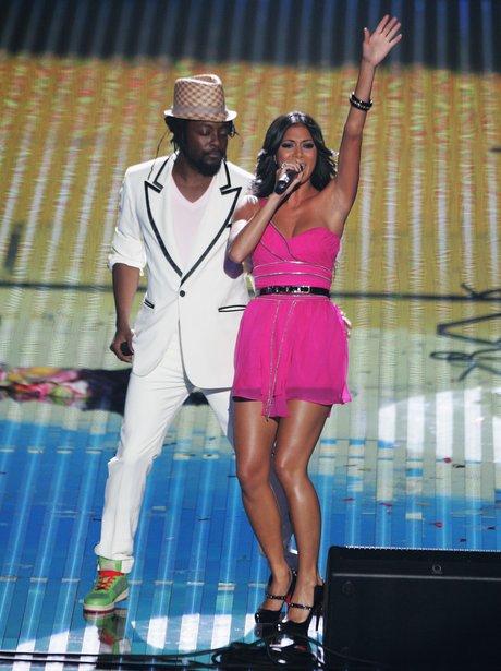 Will.i.am and Nicole Scherzinger