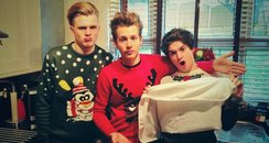 The Vamps Christmas Jumpers