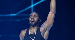 Jason Derulo at the Jingle Bell Ball 2013: Live