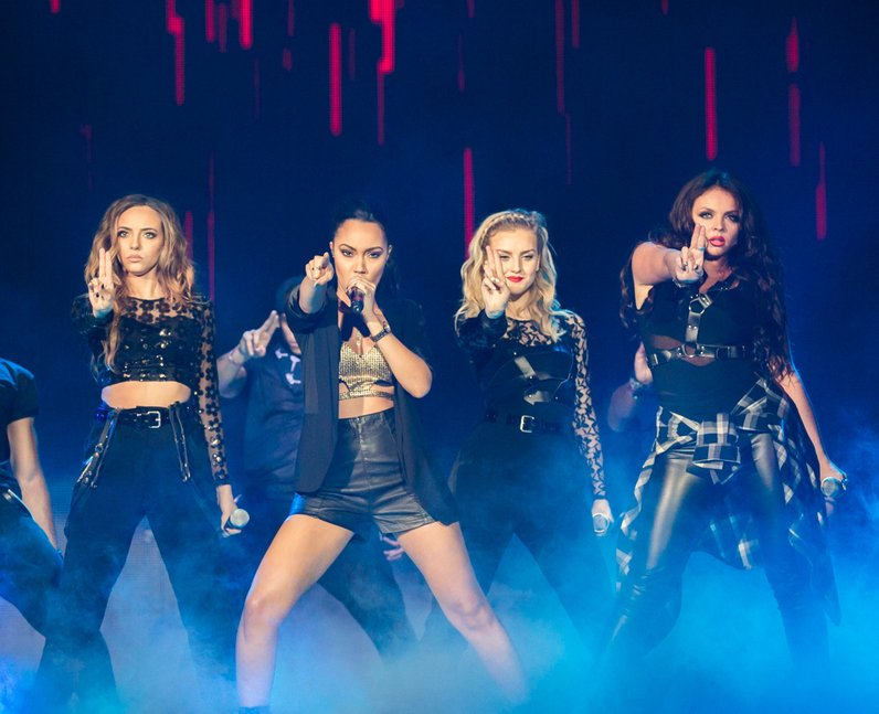 Little Mix live Jingle Bell Ball 2013