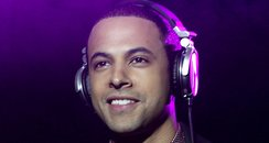 Marvin Humes at the Jingle Bell Ball 2013: Live