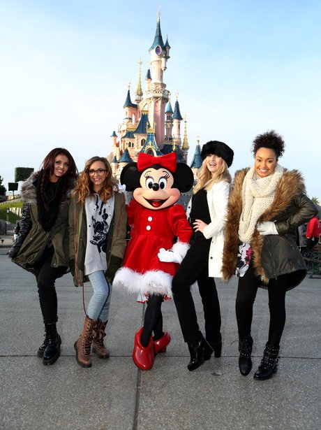 Little Mix at Disney Land