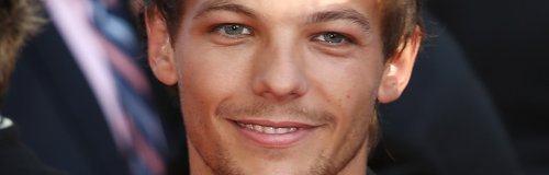 Louis Tomlinson 'This Is Us' premiere
