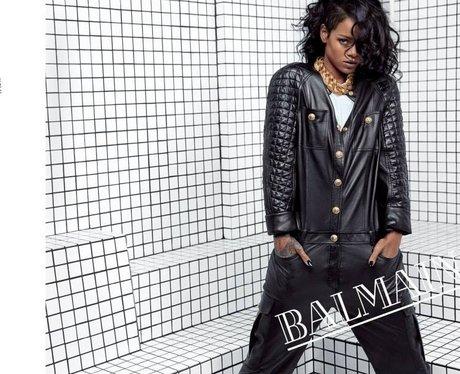 Rihanna Balmain 2013