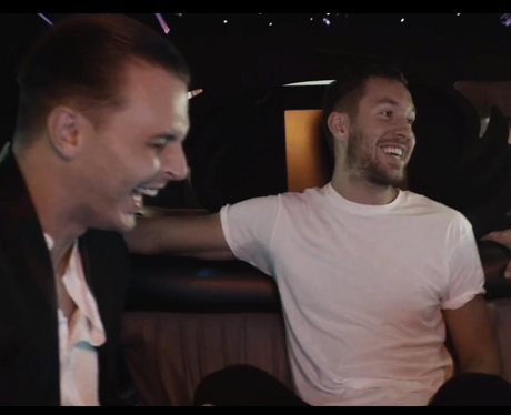 Calvin Harris & Alesso feat Hurts - 'Under Control'