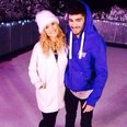 Zayn Malik And Perrie Edwards wish fans a Happy Ne