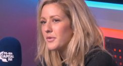 Ellie Goulding on Capital FM