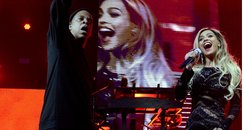 Beyonce and Jay Z Super Bowl 2014