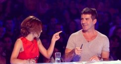 Cheryl Cole On X Factor Throwback Thursday