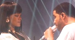 Rihanna And Drake In Paris