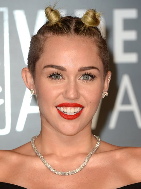 Miley Cyrus Smile