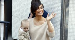 Frankie Sandford and Parker