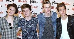 The Vamps Album launch