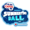Capital Summertime Ball 2014 Official Logo
