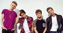 The Vamps Tour Promo Image