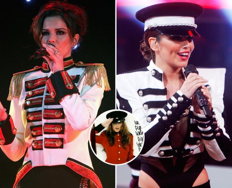 Cheryl Cole Fashion