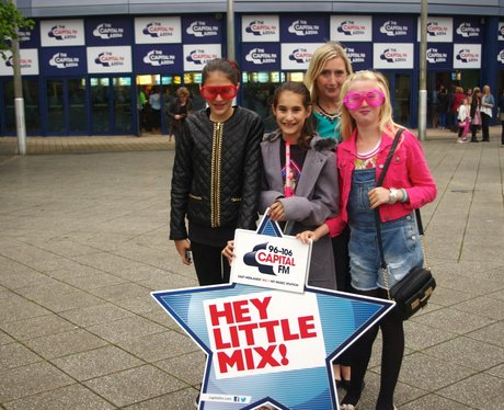 Little Mix - Move Live Salute Tour, Capital FM Arena