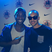 33. Tinie Tempah looks VERY happy to be hanging out with footballer Theo Walcott