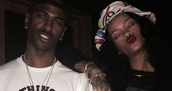 Big Sean And Rihanna Instagram